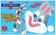 Ice Cream Truck Decal Sticker Blue Bunny Bugs Bunny With Gumball Eyes Ver. 3