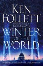 Winter of the World-Ken Follett, 9780230770164