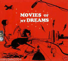 Movies of My Dreams (2003) CD NUOVO SIGILLATO Jarre Ennio Morricone Piazzolla