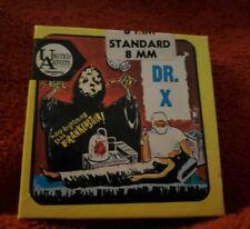 Dr. X 8mm United Artists Ken Films & Box