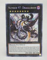 Drachlubion  Secret Rare 1.Auflage Neu BLHR-DE030 Nummer 97