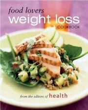 Food Lovers Weight Loss Cookbook