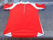 Netti Men's Cycling Jerseys with Half Zipper