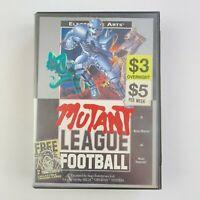 Mutant League Football | Sega Genesis Works on Mega Drive | Ex-rental No manual