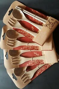 4 x HusksWare Kid's Cutlery Set - Bio Degradable/Food Safe/Free of Plasticizer