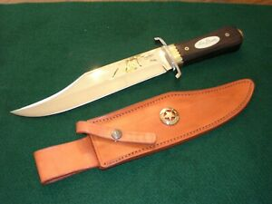 GIL HIBBEN, THE IRON MISTRESS, BOWIE KNIFEMade in Louisville, Ky. About 2008