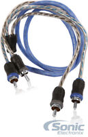 NVX XIV21 1m (3.28 ft) 2-Channel Twisted Pair RCA Audio Interconnect Cable