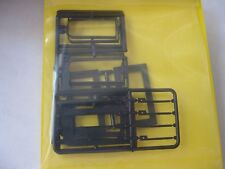 American Limited #9150 Athearn/MDC Harriman Black Diaphragms for 1 Car HO-Scale