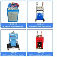PU low/high Pressure Spray Foam Machine Polyurethane Insulation Equipment