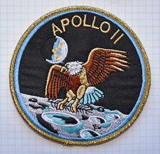 Apollo 11 Nasa Moon Landing Space Mission Patch Eagle Aufnäher .