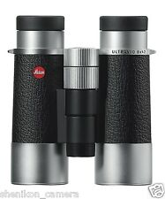 Brand New Unused Leica Ultravid Silverline 8 x 42 Binoculars 40653