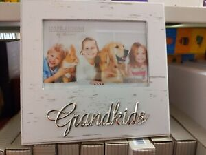 Grandkids 6'' X 4'' Photo Frame By Juliana