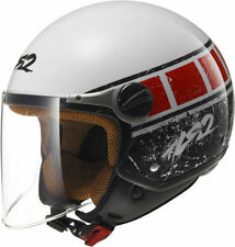 Casques rouge taille L scooter pour véhicule