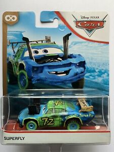 Disney  Cars 3   SUPERFLY. THUNDER HOLLOW