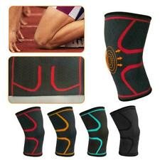 Fitness Running Cycling Knee Support Braces Compression Pad Sleeve Knee C5N4