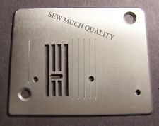 NEEDLE THROAT PLATE ZigZag # X57911051 Brother XR31 XR32 XR33 XR34 XR35 XR37 +
