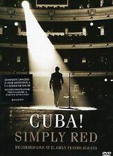 Simply Red - Cuba! | DVD | Zustand gut