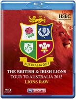 The Britannique Et Irlandais Lions 2013 - Brut Behind Scènes Documentaire Blu-R