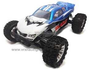 MONSTER TRUGGY SCOPPIO CAMBIO 2 MARCE 1-10 OFF-ROAD 4WD OMOCINETICI DI SERIE VRX