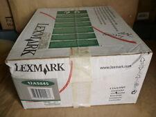 Lexmark 12A5845 High Yield Toner Cartridge Genuine