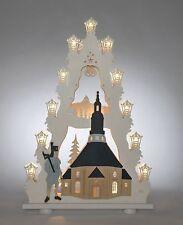 XL lumineux-pointus 114 cm Arc lumineux bénéficiant d'une église Bergmann 10715