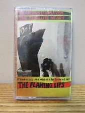 THE FLAMING LIPS TRANSMISSIONS FROM THE SATELLITE HEART  AUDIO CASSETTE TAPE
