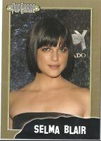 "GOLD CARD Selma Blair.  POPCARDZ #2 Trading Card.  ""Cruel Intentions"" ""Hellboy"""