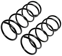 Pair Front Coil Spring Fits For Ford Focus Daw Dbw Dfw Dnw 1.6 16V 1998-2004