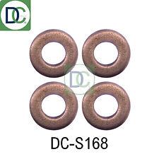4 X Diesel Inyector Arandelas/Sellos Para Inyectores de kia carnival 2.9 CRDi