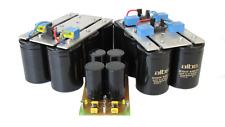 albs High-End Audio Doppelnetzteil, Stromversorgung, Gleichrichtung, Siebung