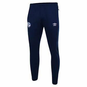 Umbro Fußball S04 FC Schalke 04 Präsentationshose Fußballhose Herren
