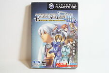 Phantasy Star Online III 3 CARD Revolution GameCube GC Japan Import US Seller