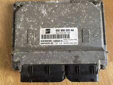 Seat ecu immo off/ removed plug and play 03E906033AA 03e 906 033 aa