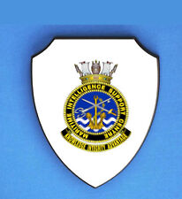 MARITIME INTELLIGENCE SUPPORT CENTRE WALL SHIELD IMAGE BLURED TO STOP WEB THEFT