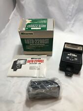 Hitacon Auto 2000SH Series Cut Off System Auto Strobe Box And Instructions