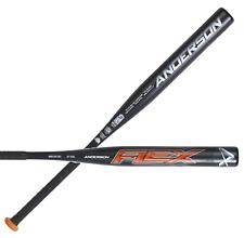 2021 Anderson Flex 27oz USSSA/ASA Slowpitch Softball Bat 011052