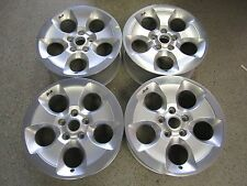 "2013-2016 Jeep Wrangler 18"" Aluminum Alloy Wheel Rim Set of 4  Hollander #9119"