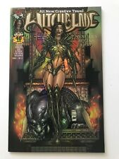 WITCHBLADE #40 ==> NM/NM+ DYNAMIC FORCES OMNICHROME VARIANT COVER IMAGE 2000