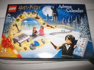 LEGO HARRY POTTER SET 75981 HARRY POTTER  ADVENT CALENDAR 2020 - BRAND NEW