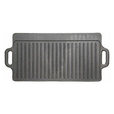Kitchen Craft Cast Iron Frying & Grill Pans