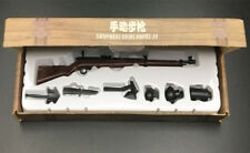 1:6 Scale Battle GUN WWII Weapon Model Sanpachi-shiki hohei-ju 38Rifle