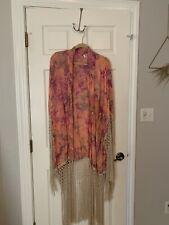 Rare Vintage Spell and the Gypsy Sugar Fox Kimono