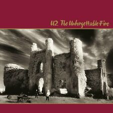 U2 - The Unforgettable Fire Super Deluxe Edition, Limited Edition CD Box Set