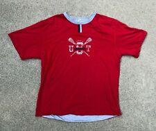 Gap Men's Vintage Ust Lacrosse Reversible T Shirt | Large