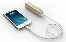 Jackery Battery Charger USB Power Bank For iPhone & Samsung Galaxy 3200 mAh