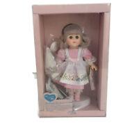 "Vintage 1980s Vogue Dolls Ginny Happy Birthday Blonde Original Box 8"""