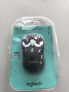 Logitech M545 Control Plus USB Wireless Optical Mouse