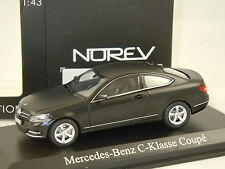 Mercedes c250 Coupe 2011 van norev 1:43 en embalaje original * 1639