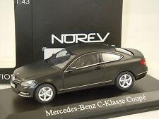 Mercedes C250 Coupe 2011 van Norev 1:43 in OVP *1639