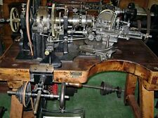 Antique Lienhard Chaux-De-Fonds Engine Turning Brocading Machine 1903